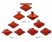 модульная установка пожаротушения тонкораспыленной водой трв гарант 160